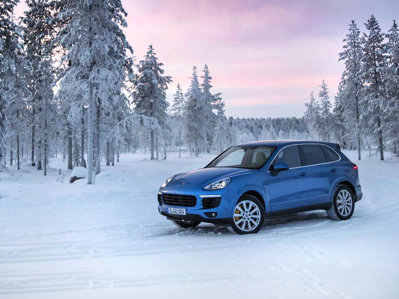 In Lappland ist mit Schnee von Mitte Dezember bis Ende April zu rechnen.